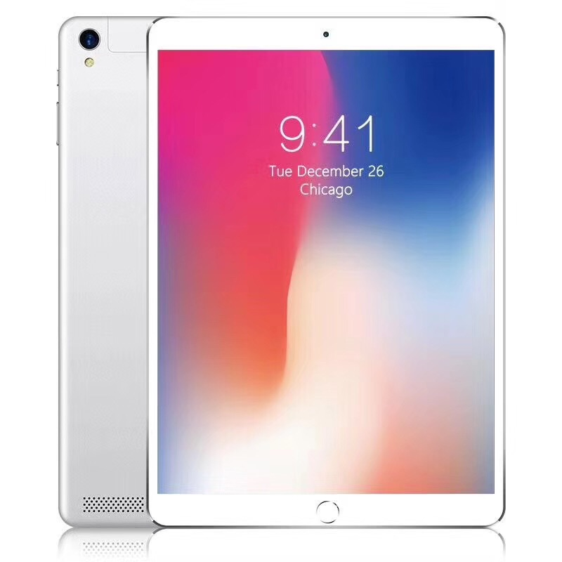2018 NEW Octa Core 3G Tablet PC 4GB RAM 64GB ROM  Dual Cameras 5MP Android  Tablet 10.1 inch P80 Handheld computers