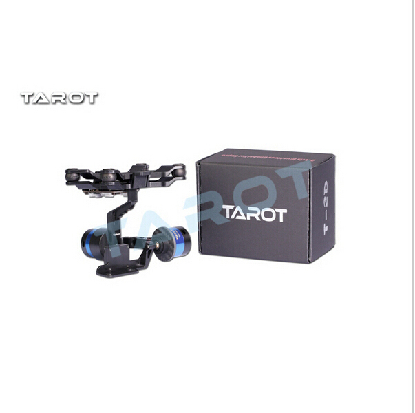 TAROT 2-Axis Brushless Gimbal Camera Mount for MIUI Xiaomi Yi Sports Camera TL68A15 F16168