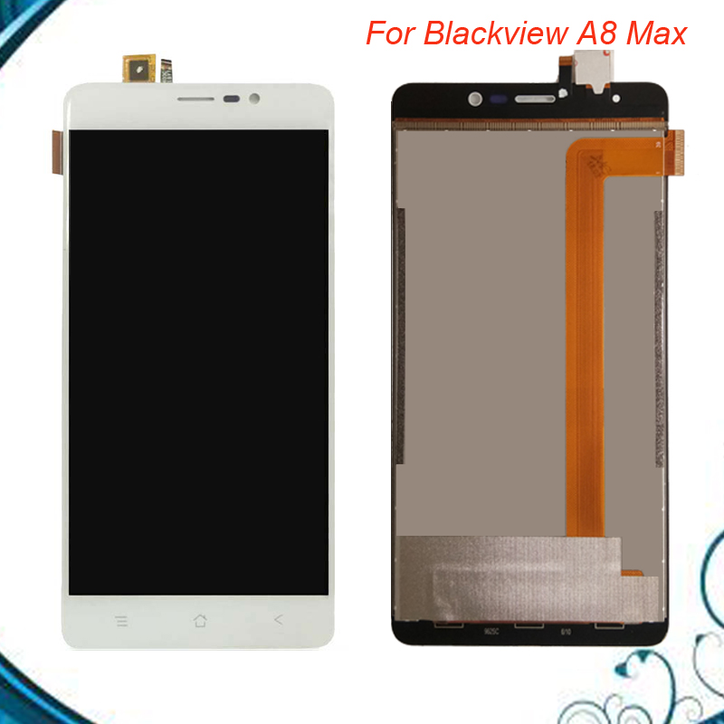 5.5 inch For Blackview A8 max LCD Display and Touch Screen Digitizer Assembly Repair Part phone Accessories