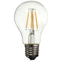 5x E27 A60 4 W KOLBY Żarówka LED Candle Light Lampa Edison Retro Vintage Żarnika