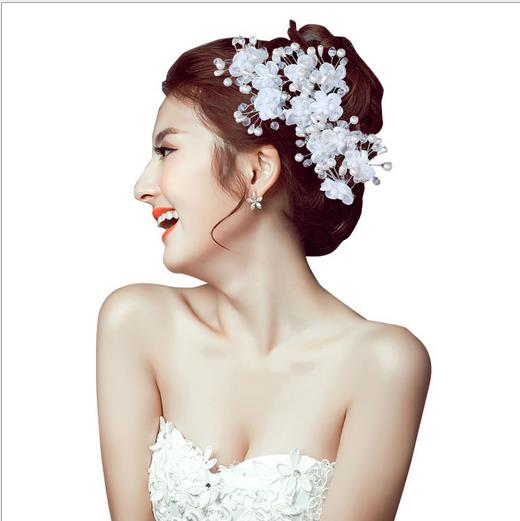 2015 brand new wedding hair accessories for women girls 5pcslot 2015 brand new wedding hair accessories for women girls 5pcslot white flower hair clip mightylinksfo