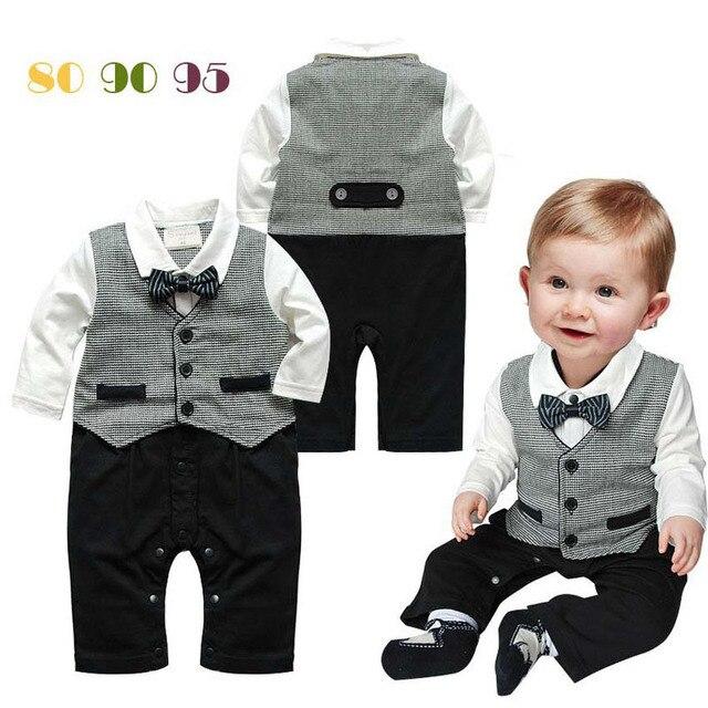 72d27d1e6 Trajes de bebé Para bodas 2016 nuevos trajes de boda Para bebés niños  Caballero Ropa Para