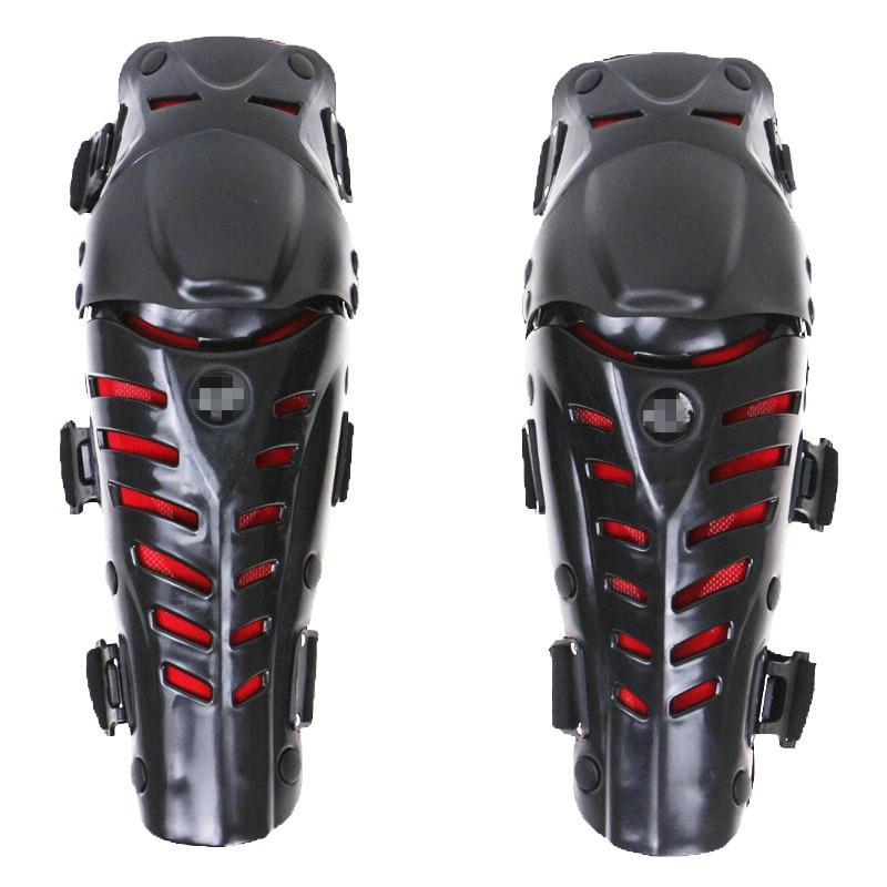 Zombeis Racing Aerodynamic Motorbike Rider Knee Protector Enhanced Moto sports Protective Kneepads ZB-011