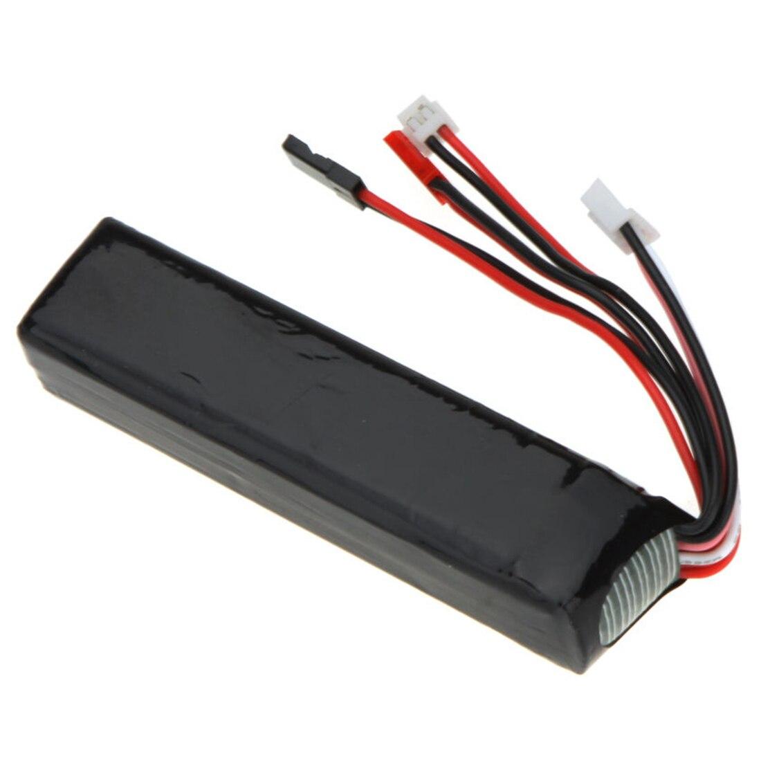 SCLS High Quality LiPo Battery 11.1V 2200mAh for Futaba JR Walkera Devo7/10 WFLY