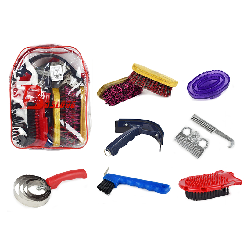 Horse Room Cleaning Kit Brush Horse Tool