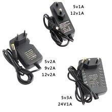 цена на Lighting Transformers Power Supply Adapter DC 5V 9V 12V 24V 1A 2A 3A Adaptor 5 V 12 V Volt Charger Supply Led Driver 5V 12V 24V