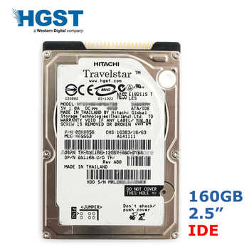 "HGST Brand 160GB 2.5"" IDE PATA 5400-7200rpm HDD Internal Hard Drives disk for Laptop Notebook disco duro interno 9.5mm - DISCOUNT ITEM  29 OFF Computer & Office"
