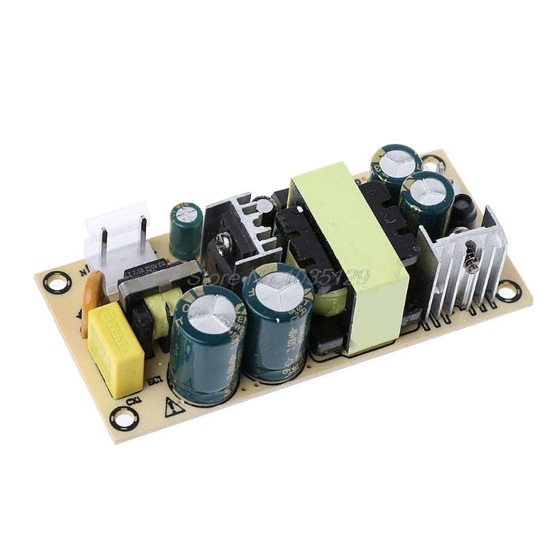 <font><b>24V</b></font> <font><b>1.5A</b></font> 36W Switching Power Supply Module <font><b>AC</b></font> 220V To <font><b>DC</b></font> <font><b>24V</b></font> Board For Repair Whosale&DropShip image
