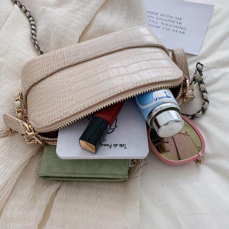 Leather Bags For Women 2019 Handbags Fashion Luxury Shoulder Ladies Hand Bag Female Women 39 s Purses Shoulder Bag Woman 39 s Handbag in Top Handle Bags from Luggage amp Bags