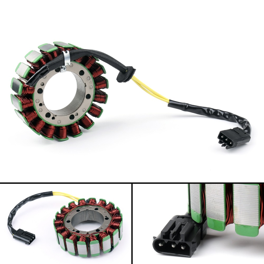 Areyourshop Motorcycle Magneto Generator Engine Stator Coil For BMW G650GS 11 15 F650GS 99 07 F650CS