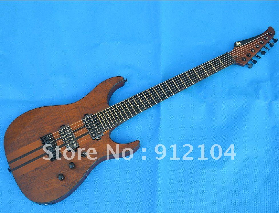 hot selling  7 strings electric guitar