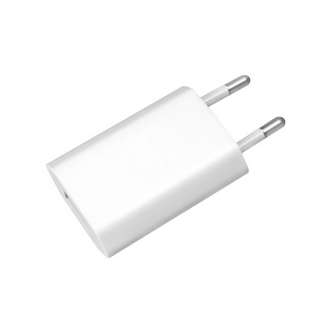 ce131fed729 Original Apple 5W USB Power Adapter Wall Charger for iPhone iPad iPod  Android Samrt Phones US EU Plug