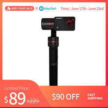 FeiyuTech Summon Plus 3-Axis Handheld Gimbal Brushless Camera Stabilize with 4K 1080P Action Cam 16 Mega Pixels 2.0 Inch HD(China)