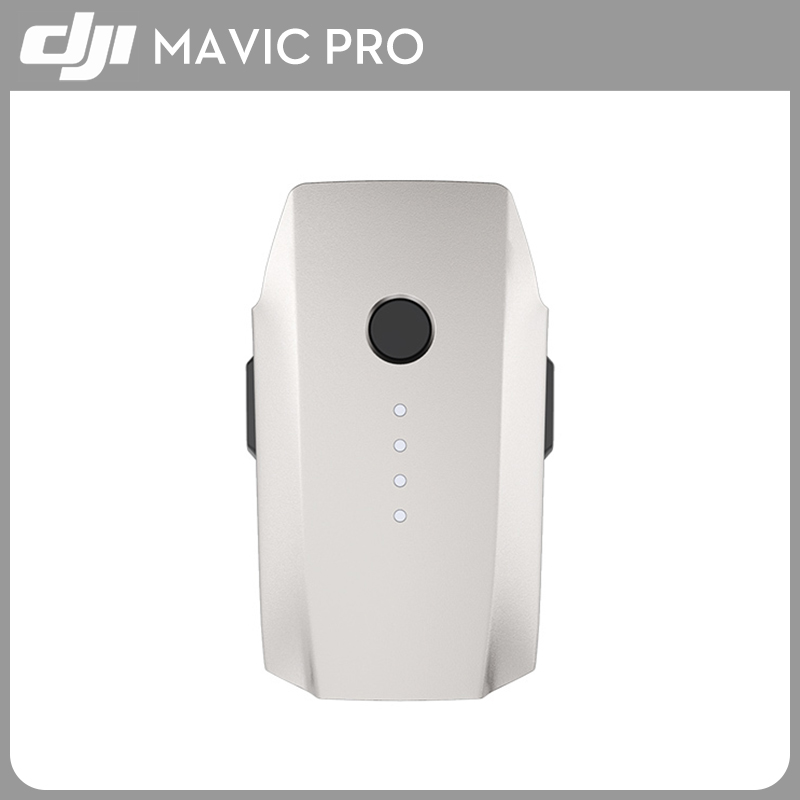Batterie de vol intelligente DJI Mavic Platinum Pro durée de vol maximale de 27 min 3830 mAh 11.4 V pour platine DJI Mavic pro