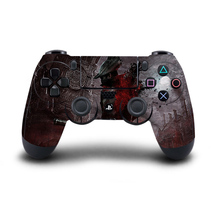 PS4 Controller Skin Bloodborne Sticker Vinly Decal Cover for Sony PlayStation 4  Wireless Controller