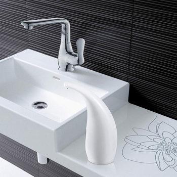 Berührungsloser Seifenspender | Automatische Seife Spender Touchless Wasserdichte Seife Dispenser Für Küche Waschbecken Badezimmer WXV Verkauf
