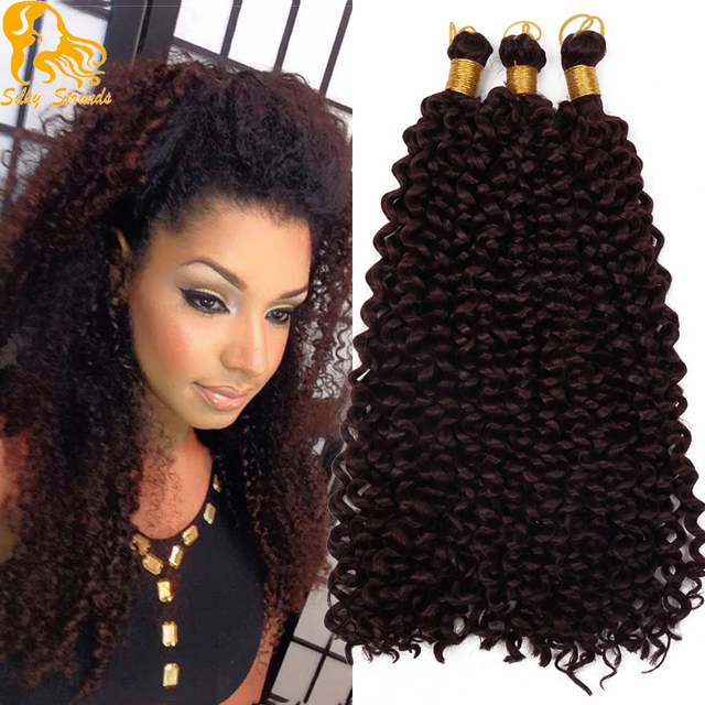 14 Inch Curly Crochet Hair Bohemian Freetress Crochet Braids Water