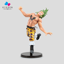 Kissen 18cm Bartolomeo Colosseum One piece Anime Collectible Action Figure PVC toys for christmas gift free shipping