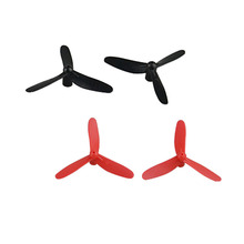 Helicopter Parts Different 2 Color Combined Cheerson Upgraded 3 Leaf Propellers for CX 10 CX 10A