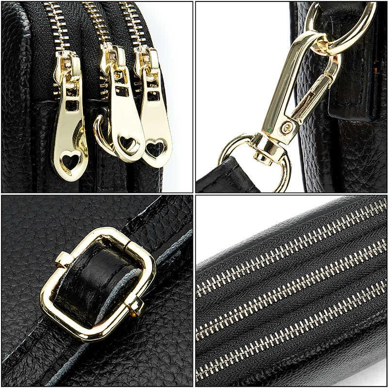 WESTAL маленькая сумка на плечо для женщин сумки-мессенджеры женские сумки из натуральной кожи кошелек и сумки женские сумки через плечо Новинка 123