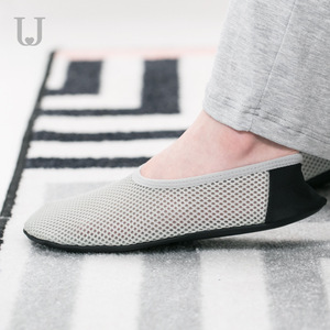 Image 4 - Youpin Jordan&Judy Foldable Ultra Light Shoes Home Casual Slippers Breathable Polyester Mesh Antibacterial Deodorant Shoes