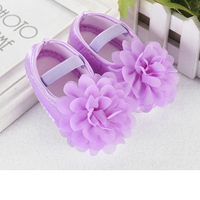 Flower Lace Toddler Infant Shoes Newborn Baby Girls Shoes Baby Princess Shoes Little Girls Baby First