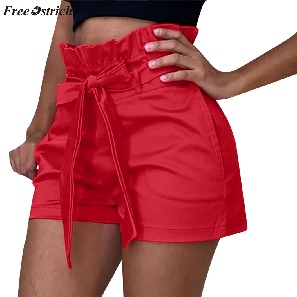 FREE OSTRICH 2019 new women's fashion   shorts   fashion high quality sexy personality hollow summer large size flower   shorts   hot