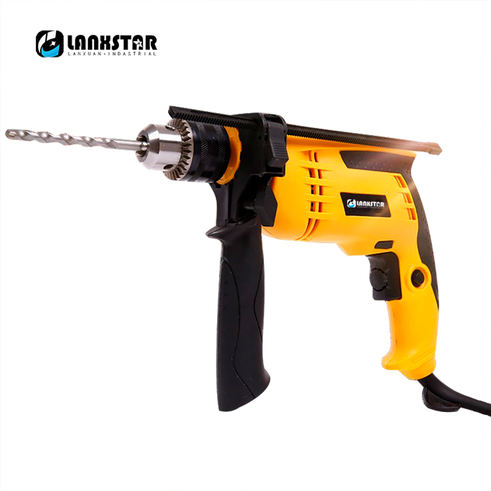 цена на Dual-purpose Multifunction Impact Drill Variable Speed Adjustable Industrial Impact Drill Electric Hammer Tool Electric Drill