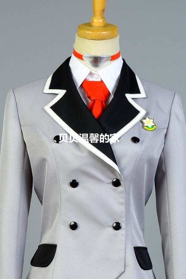 Ayame Kajo Costume Shimoneta Ayame KajoKajou Cosplay Uniform Outfit