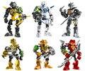 Juguetes clásicos 6 unids/hot space marines hero factory series minis juguetes de bloques de construcción juguetes educativos leping bringuedos diy