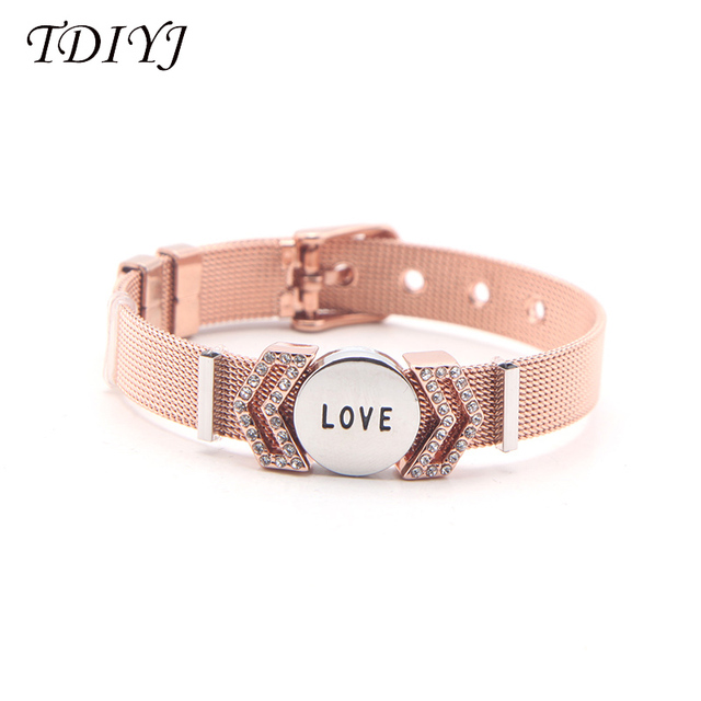 набор браслетов tdiyj keeper серия love сетчатый браслет из фотография
