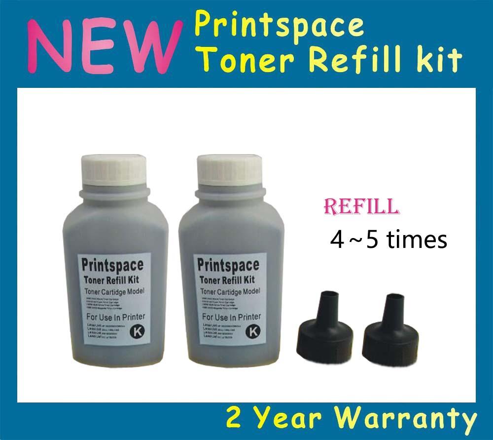 ФОТО (300g) Black Toner Refill Compatible for Brother TN350 TN2000 TN2005 TN2025 TN2050, HL-2030 HL-2040 HL-2035 HL2035 Laser Printer
