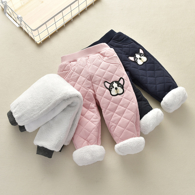 Winter Cotton Trousers 1
