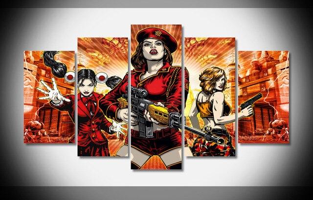 6684 command & conquer red alert 3 video juegos poster impresión ...