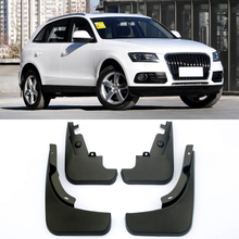 Подходит для Audi Q5 2009-16 литые Брызговики крыло 2010-2013 Передние Задние аксессуары