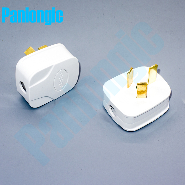 Surprising 2Pcs Three Pole Plug Home Plug 10A 250V 3 Pole Plug Wiring Plug Wiring Database Aboleterrageneticorg