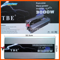 КЭ 3000 Вт USB DC12V/24 В/48 В к AC 220 В чистая синусоида инвертор автомобиля электронные аксессуары 3000 Вт пиковая мощность 6000 Вт Солнечный инвертор