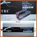 TBE 3000 W USB DC12V/24 V/48 V Para AC 220 V Inversor de Onda Senoidal Pura Car Acessórios eletrônicos 3000 W de Potência de Pico 6000 W Inversor Solar