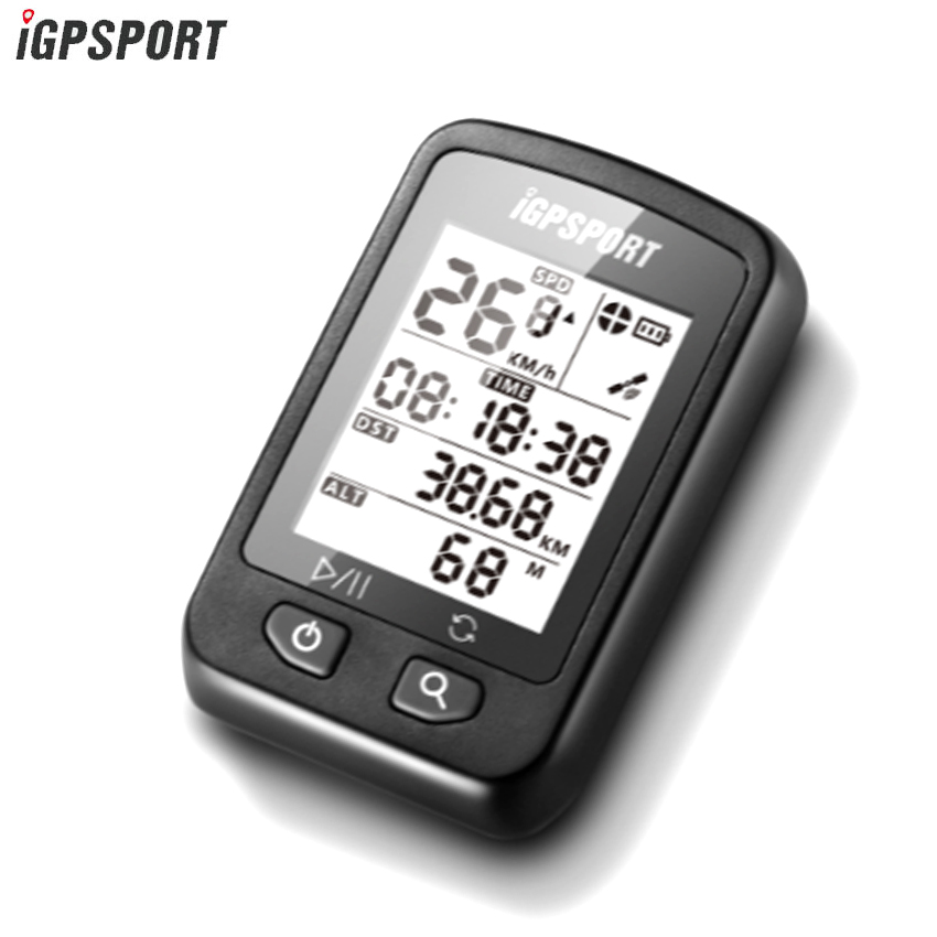Igpsport <font><b>GPS</b></font> Digital Wireless Bicycle <font><b>Computer</b></font> Waterproof Speedometer Speed /Stopwatch <font><b>Bike</b></font> <font><b>Computer</b></font> For Cycling Velocimetro B image