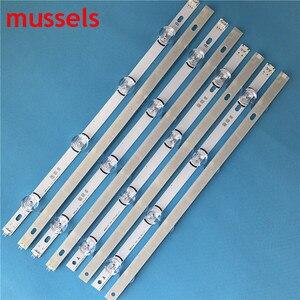 "Image 5 - LED Backlight strip For LG 42"" TV 8lamp 42LY320C LC420DUE MG FG A3 M4 INNOTEK DRT 3.0 42 42LB5610 42GB6310 6916L 1709 Original"