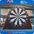 Free shipping!!5m/16.5ft height giant inflatable dart board,inflatable foot dart,inflatable dart game/inflatable soccer darts