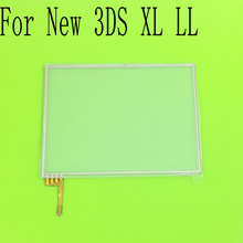 5pcs New Replacement For Nintendo 3DS XL LL Touch Touch screen Digitizer Repair Part цена и фото