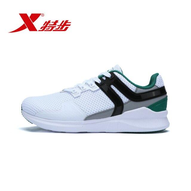 983319326219 Xtep 2018 осенние кросс-тренировочные дышащие кроссовки уличная спортивная прогулочная обувь для мужчин