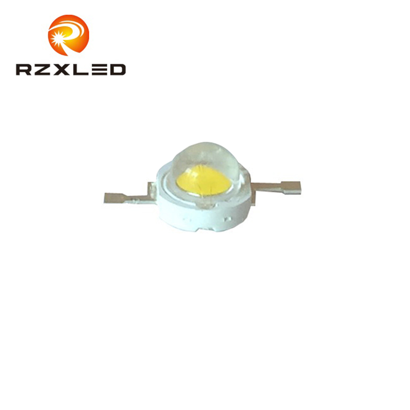 Us 10 5 20pcs Lot Osram 1w Led Flat Feet Diode 1watt Cree Light Emitting Diode Chip Smd Spot Light Downlight Diode Lamp Bulb In Led Bulbs Tubes