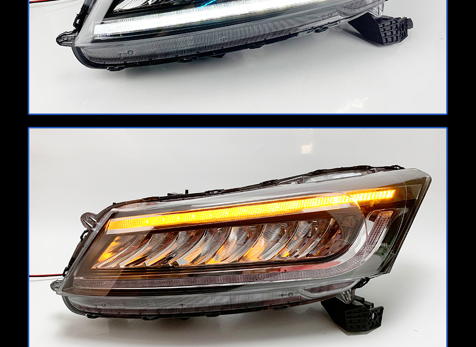 g8 2008-2013 faróis led completo drl luzes