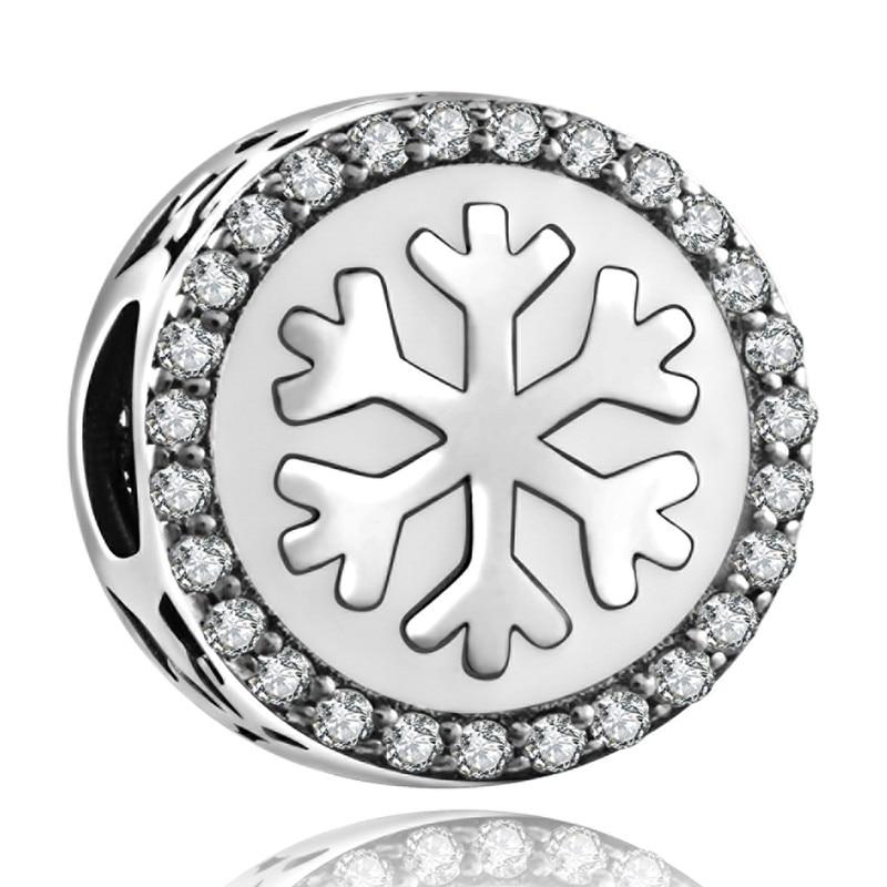 Rruaza të bukura të bukura të lartë 925 të argjendit me kristal - Bizhuteri të modës - Foto 2