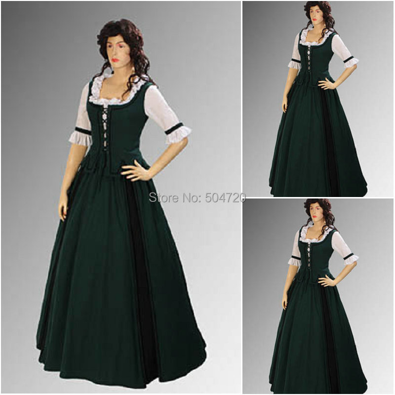 R 623 Vintage Costumes 1860s Civil War Southern Belle Ball