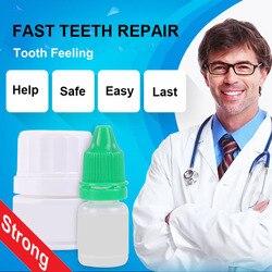 Dentes de enchimento cola cavidade dental dentista enfermeira médico selo bond dente reparação acessório kit ferramenta correção cuidados médicos adesivo cura