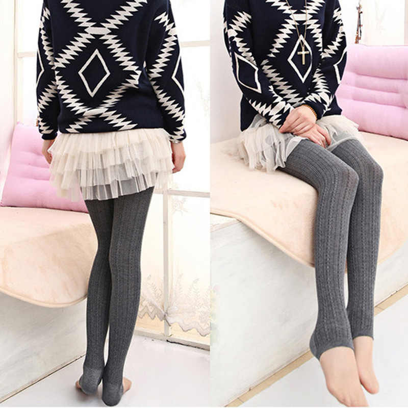 3a72d13610d26 Модные женские туфли колготки Теплые зимние полосатые трикотажные толстые  колготки тонкий эластичный новый