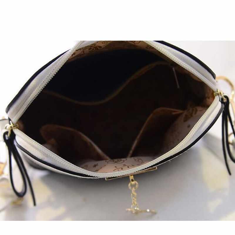 Женские сумки, модные сумки, кожаные женские сумки-мессенджеры для девочек, сумки на плечо, Декоративный олень фирменный мешок леди LB467
